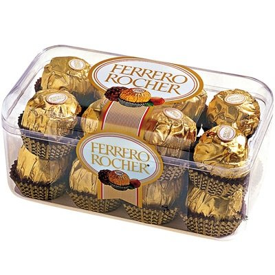 Ferrero Rocher Chocolates 16 Pcs