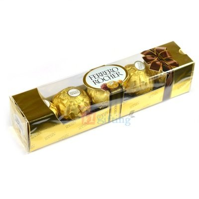Ferrero Rocher Chocolates 5 Pcs