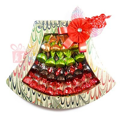 Small Bouquest Gift Wrap T 25 Chocolates