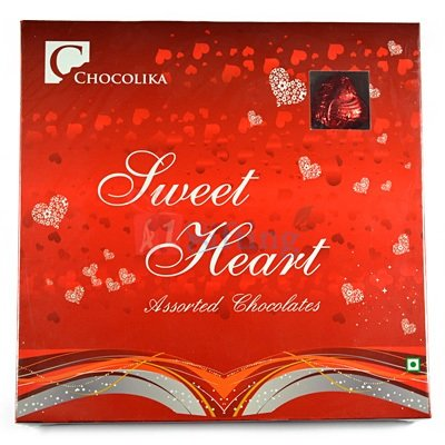 Sweet Heart Assorted Chocolates