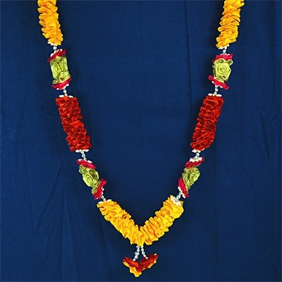 Washable Red Yellow Garlands