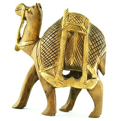 Glorious Handicraft Camel with Seat