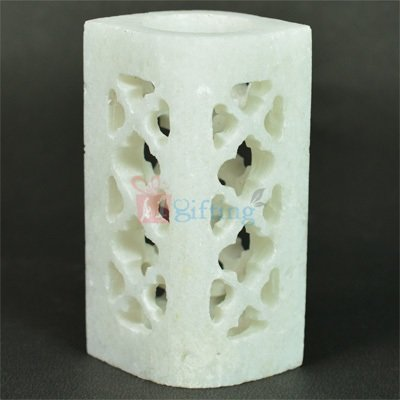 Marquise designer Marble Pen Holder