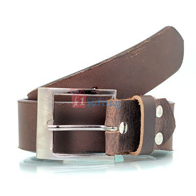 Rough and Tough Design Pure Leather Designer Belt for Men