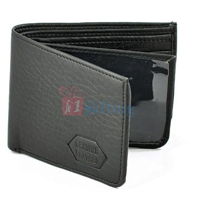 Casual Leather Multi Pocket Wallet for Men