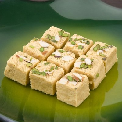 Soft Sweets Soan Papdi