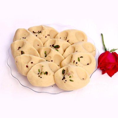 Mouth watering Mawa Peda