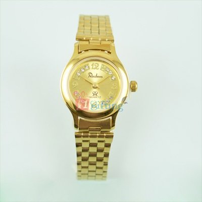 Deluxe Popular Watch for Women Diamond Metal Band